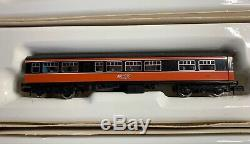 Graham Farish No LE814A 3-Car DMU Class 101 Strathclyde Livery. LIMITED EDITION