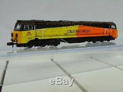 Graham Farish Number 371-641 Class 70 Colas DCC Ready New & Unused