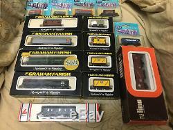 Graham Farish, Peco And Lima Train Collection/Job Lot