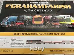 Graham Farish Railfreight N Gauge Set