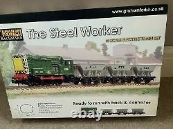 Graham Farish The Steel Worker N Gauge Train Set