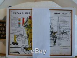 Graham Farish Vulcan 370-375 Avro Vulcan XH558 Class 37 Collectors Pack N Gauge