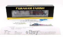 Graham Farish Youchoos'royal Scot' Lms Crimson Loco 6100 DCC Sound! (osb2)