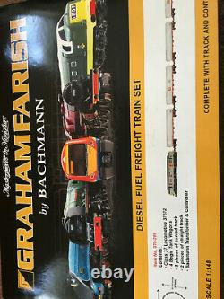 Graham Farish by Bachmann N Guage Train Set FREE UK P&P