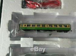 Graham Farish by Bachmann The Highlander Digital Train Set 370-048 new, neuf