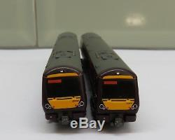 Graham Farish class 170/2 2 car dmu cross country livery 371-431 N GAUGE