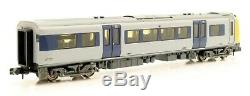 Graham Farish'n' 371-700 Class 350/1 Desiro Emu 350111'apollo' Silverlink 10d