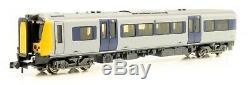 Graham Farish'n' 371-700 Class 350/1 Desiro Emu 350111'apollo' Silverlink 10s