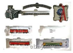Graham Farish'n' Gauge 370-130'the Night Mail' Train Set DCC