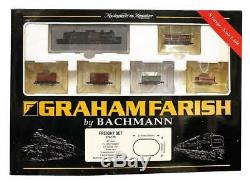 Graham Farish'n' Gauge 370-175 Br 4f Freight Train Set