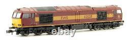 Graham Farish'n' Gauge 371-350a Class 60 Ews 60035 Diesel Loco DCC Fitted