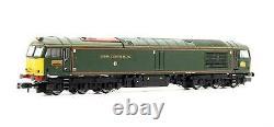 Graham Farish'n' Gauge 371-350z Ews Gw Green Cl60'isambard Kingdom Brunel