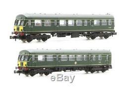 Graham Farish'n' Gauge 371-504 Br Green 2 Car Class 101 Dmu DCC (os)