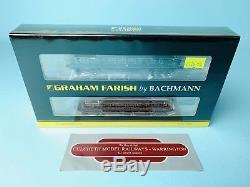 Graham Farish'n' Gauge 371-504 Class 101 2 Car Dmu Br Green DCC Ready Loco New