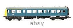 Graham Farish'n' Gauge 371-510 Br Blue Class 101 3 Car Dmu DCC