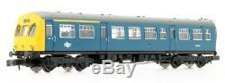 Graham Farish'n' Gauge 371-510 Br Blue Class 101 Three Car Dmu