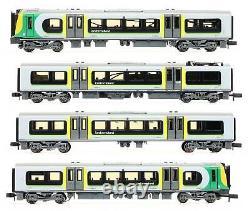 Graham Farish'n' Gauge 371-702 London Midland Class 350/1 Desiro 4 Car Emu DCC
