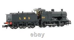 Graham Farish'n' Gauge 372-061 Lms 0-6-0 4f'3851' Steam Locomotive DCC