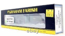 Graham Farish'n' Gauge 372-182 Br Green 8p'city Of Birmingham' Loco DCC