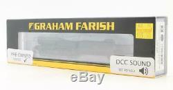 Graham Farish'n' Gauge 372-427 Br Black 2-8-0 Wd'90201' Loco DCC Sound (os)