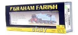 Graham Farish'n' Gauge 372-750k Caledonian Blue Fairburn Tank Loco Exclusive