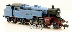Graham Farish'n' Gauge 372-750k Caledonian Blue Fairburn Tank Steam Loco (7n)