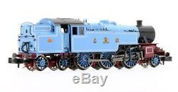Graham Farish'n' Gauge 372-750k Caledonian Blue (preserved) Fairburn'2085