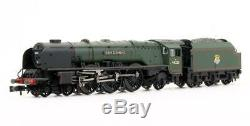 Graham Farish'n' Gauge Br Green 4-6-2'queen Elizabeth' 46221 Steam Loco