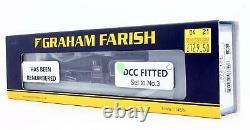 Graham Farish'n' Gauge Renumbered Br Black 4-6-0 Cl5'45209' Loco DCC