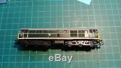 Graham Farish n gauge Class 31 BR green DCC Sound