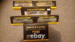 Graham Farish new Tooling latest models bundle N gauge