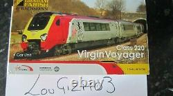 Graham farish class 220 virgin voyager 371-675 maiden voyager 4 car DCC fitted
