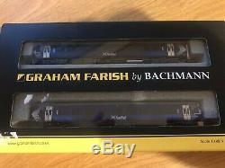 Graham farish n gauge model Class 158- 2 Car DMU 158871 Scotrail