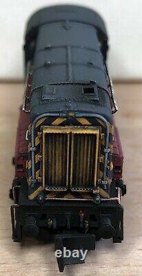 Mercig Studios N Gauge 08633 The Sorter Rail Express Systems RES
