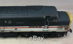 Mercig Studios N Gauge 37518 Intercity Swallow. DCC Fitted