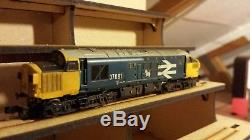 N GAUGE FARISH CLASS 37 no. 37081 TTS DCC SOUND