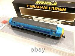N GRAHAM FARISH VCBL7 / RENFE Diesel serie 37 GIF Mantenimiento, DIGITAL DCC