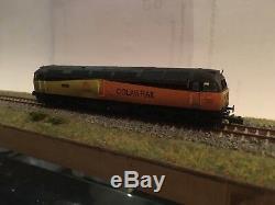 N Gauge Class 47 Colas Rail Dcc Sound