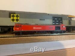 N Gauge Class 60 60040 DC DB Scenker Graham Farish