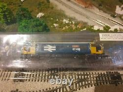 N Gauge DCC Graham Farish Class 37 No. 37418