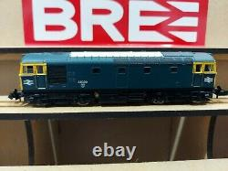 N Gauge Dapol Class 33 No. 33030 in BR BLUE livery. DCC SOUND