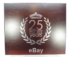 N Gauge Farish 370-2014 Anniversary Set Cl 5P Jubilee & Cl 47 164 BR Blue Loco
