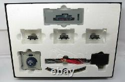 N Gauge Farish 370-255 Colliery Classic Freight Train Set VERY TATTY BOX