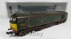 N Gauge Farish 371-350Z Class 66 081 Isambard Kingdom Brunel EWS Loco WEATHERED