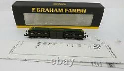 N Gauge Farish 371-651A Class 57 008 Freightliner Explorer Weathered Loco