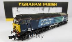 N Gauge Farish 371-657 Class 57 309 Pride Of Crewe DRS Loco