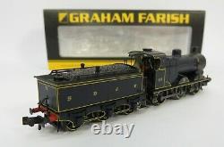 N Gauge Farish 372-060K Midland Class 4F 58 S&DJR Blue Loco Limited Edition
