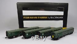 N Gauge Farish 372-676 4CEP 4 Car EMU SR Green Multiple Unit Loco