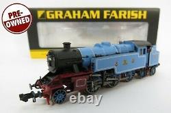 N Gauge Farish 372-750K Fairburn Tank Loco 2085 Caledonian Blue Limited Edition