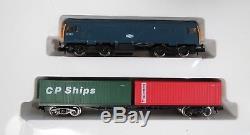 N Gauge Farish 8542 Class 25 Freightliner Set